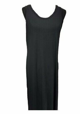 DANI Solid Black X-Large (XL) LuLaRoe Womens Column Dress  Fits sizes 14-16