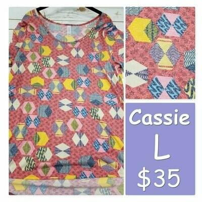 CLASSIC Large (L) LuLaRoe Tee Shirt