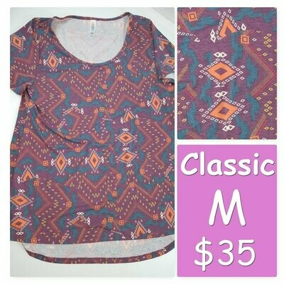 CLASSIC Medium (M) LuLaRoe Tee Shirt