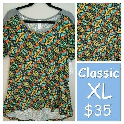 CLASSIC X-Large (XL) LuLaRoe Tee Shirt