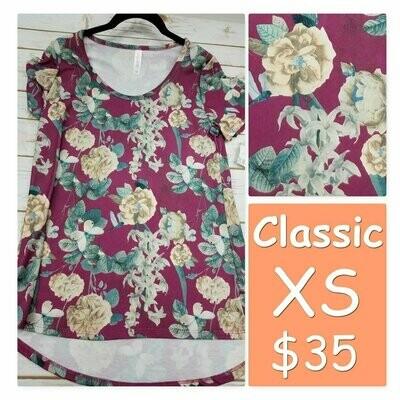 CLASSIC X-Small (XS) LuLaRoe Tee Shirt