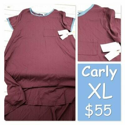 CARLY X-Large (XL) LuLaRoe Womens Dress