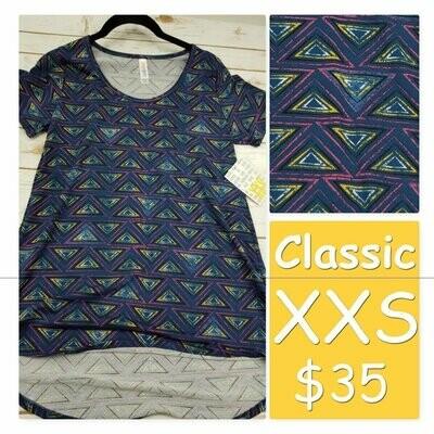 CLASSIC XX-Small (XXS) LuLaRoe Tee Shirt