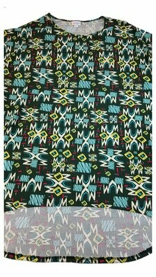 Irma LuLaRoe Tunic X-Large (XL) Multicolor fits 20-22