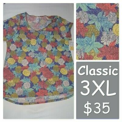 CLASSIC XXX-Large (3XL) LuLaRoe Tee Shirt