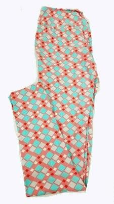 One Size (OS) Stripes, Zig Zags and Chevrons LuLaRoe Leggings fits sizes 2-10