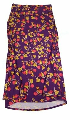 MAXI XXX-Large (3XL) LuLaRoe Womens A-Line Skirt fits 24.99-26