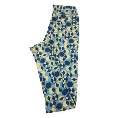 LuLaRoe Tween Polka Dot Leggings Fits Adult Sizes 00-0