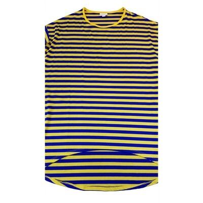 LuLaRoe IRMA X-Small XS Stripe Womens Tunic fits 2-6