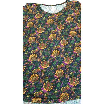 LuLaRoe PERFECT Tee XXX-Large 3XL Shirt fits Womens Sizes 24-26