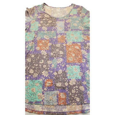 LuLaRoe PERFECT Tee XX-Large 2XL Shirt fits Womens Sizes 20-24