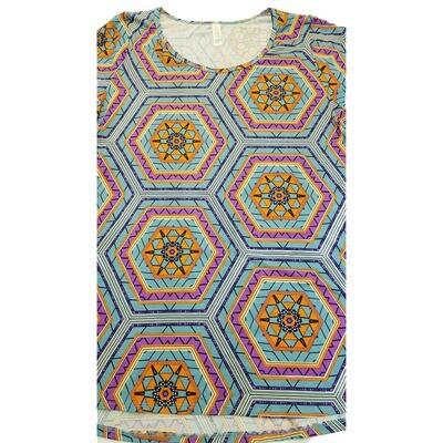 LuLaRoe PERFECT Tee X-Large XL Shirt fits Womens Sizes 18-22