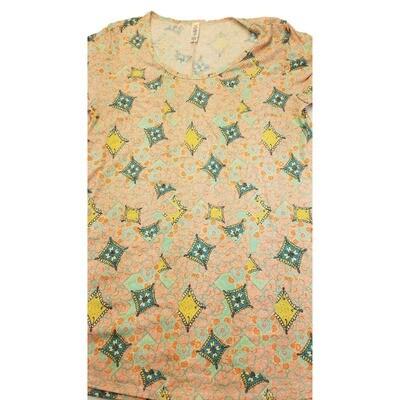 LuLaRoe PERFECT Tee Medium M Shirt fits Womens Sizes 12-18