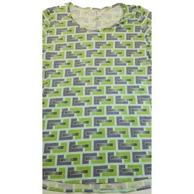 LuLaRoe PERFECT Tee Large L Shirt fits Womens Sizes 16-20