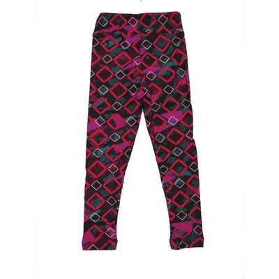 LuLaRoe Kids Small-Medium Geometric Polka Dot Leggings ( S/M fits kids 2-8 ) SM-1003-G