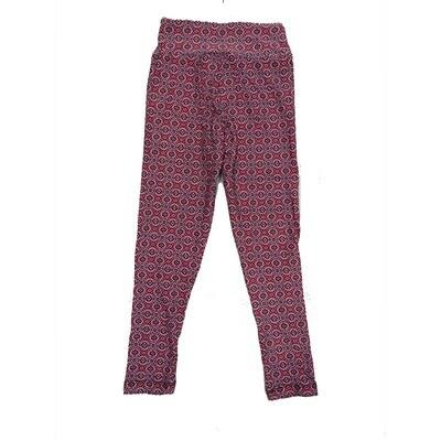 LuLaRoe Kids Small-Medium Geometric Polka Dot Leggings ( S/M fits kids 2-8 ) SM-1003-E