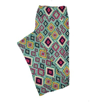 LuLaRoe TC2 Geometric Leggings (TC2 fits sizes 18+) 9001-J