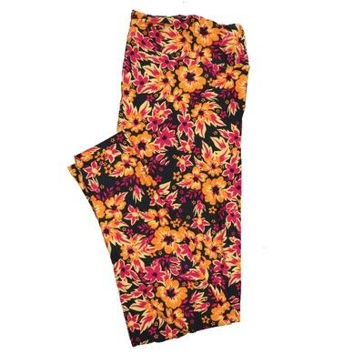 LuLaRoe TC2 Floral Leggings (TC2 fits sizes 18+) 9000-G
