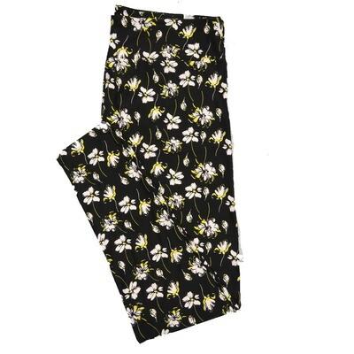 LuLaRoe TC2 Floral Leggings (TC2 fits sizes 18+) 9000-R
