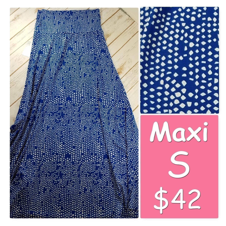 MAXI Small (S) LuLaRoe Womens Skirt