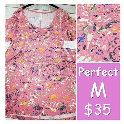 PERFECT Tee Medium (M) LuLaRoe Shirt