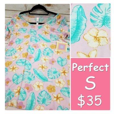 PERFECT Tee Small (S) LuLaRoe Shirt