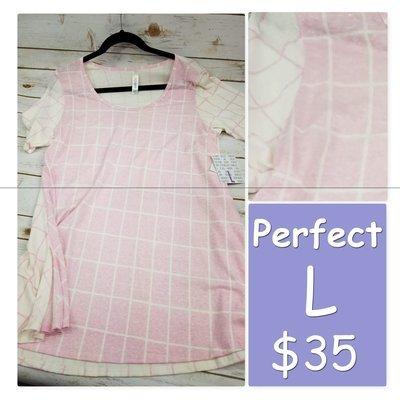 PERFECT Tee Large (L) LuLaRoe Shirt