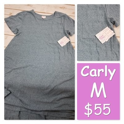 CARLY Medium (M) LuLaRoe Womens Dress