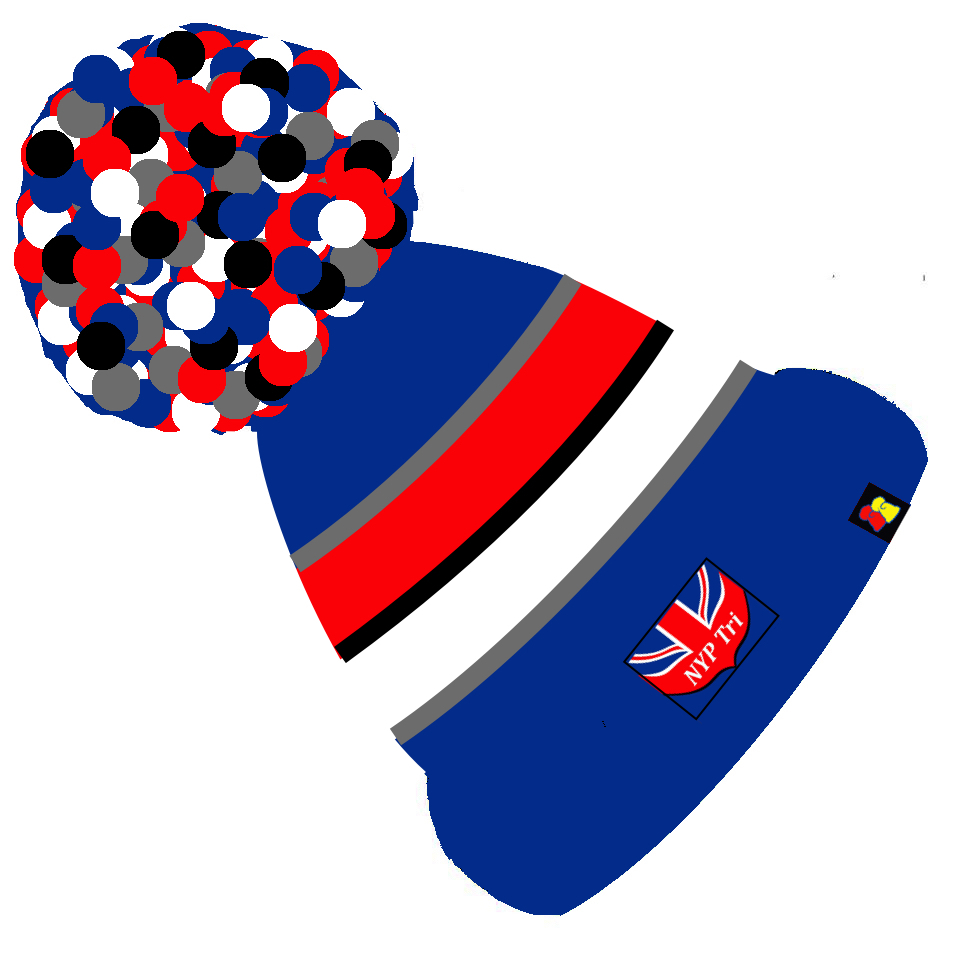 NYP Tri Big Bobble Hat - Back in Stock! 00007