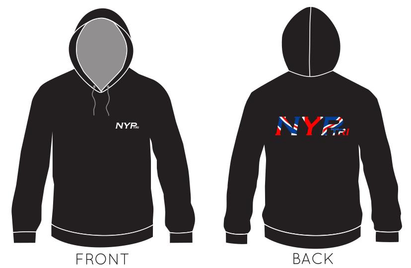 NYP Hoody - SIZE XXL