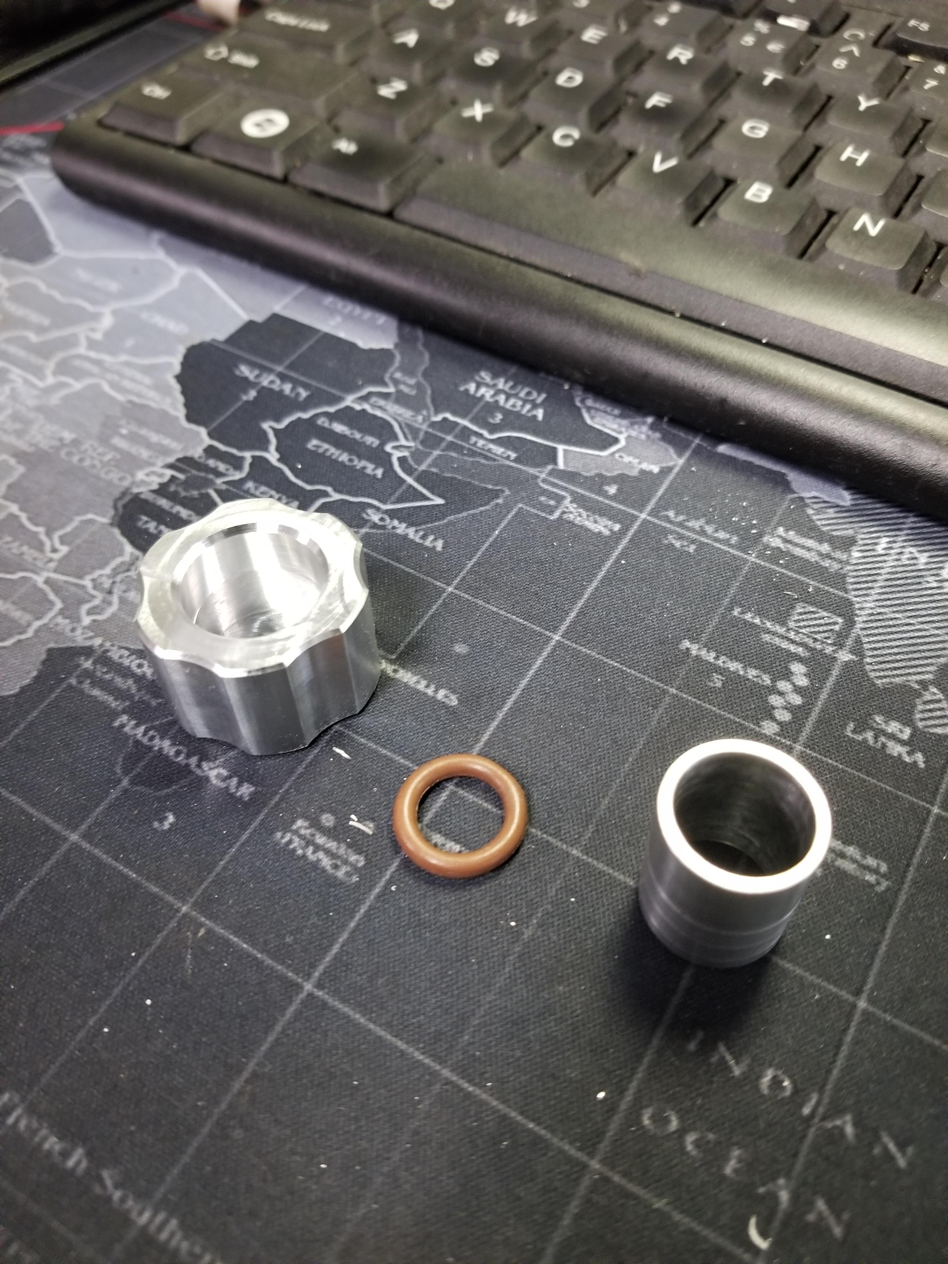 Bullet Concepts PCV plug