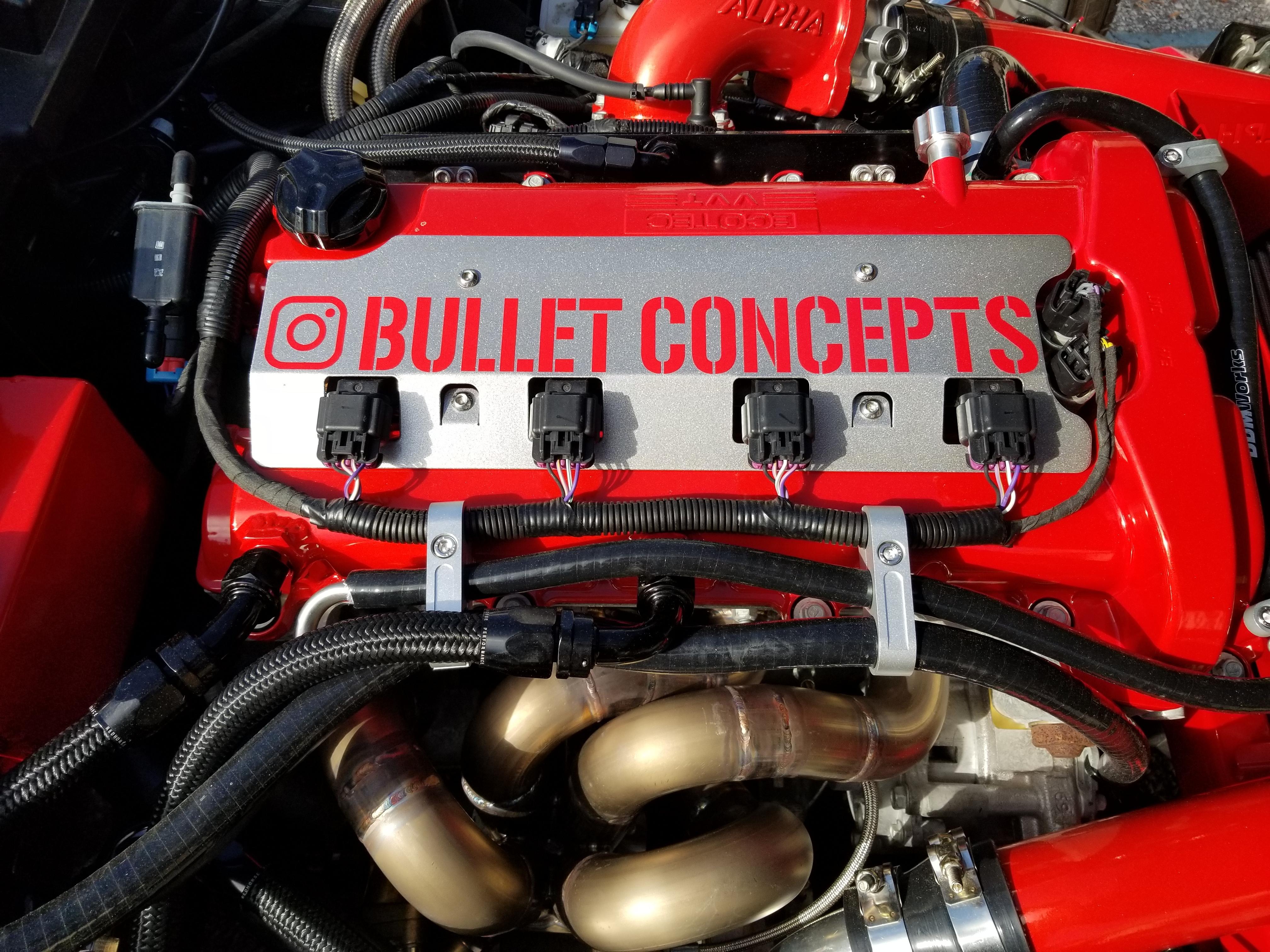 Turbo Scavenge Pump