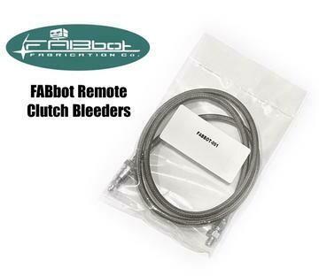 FABbot T56/AR5 Remote Clutch Bleeder