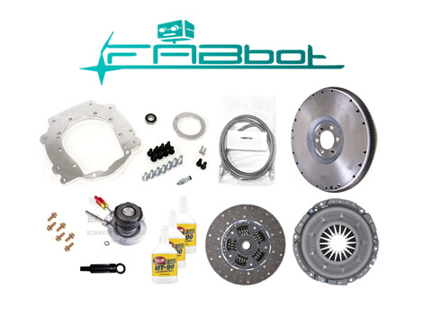 FABbot Stage 2 AR5 to SBC Bundle Package