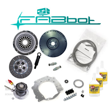 FABbot Stage 1 AR5 to LS Bundle Package