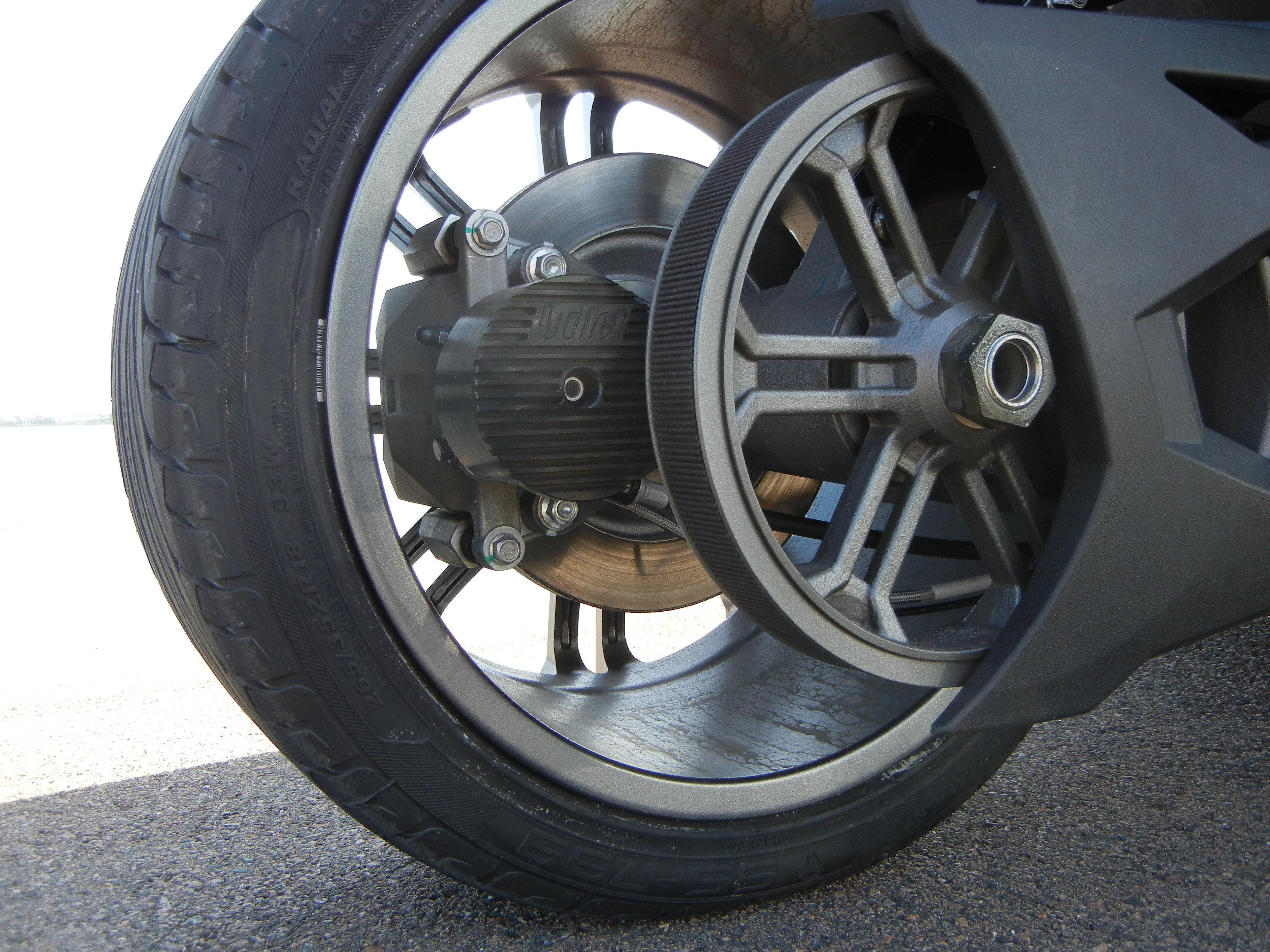 Brake Spring Cover 00003