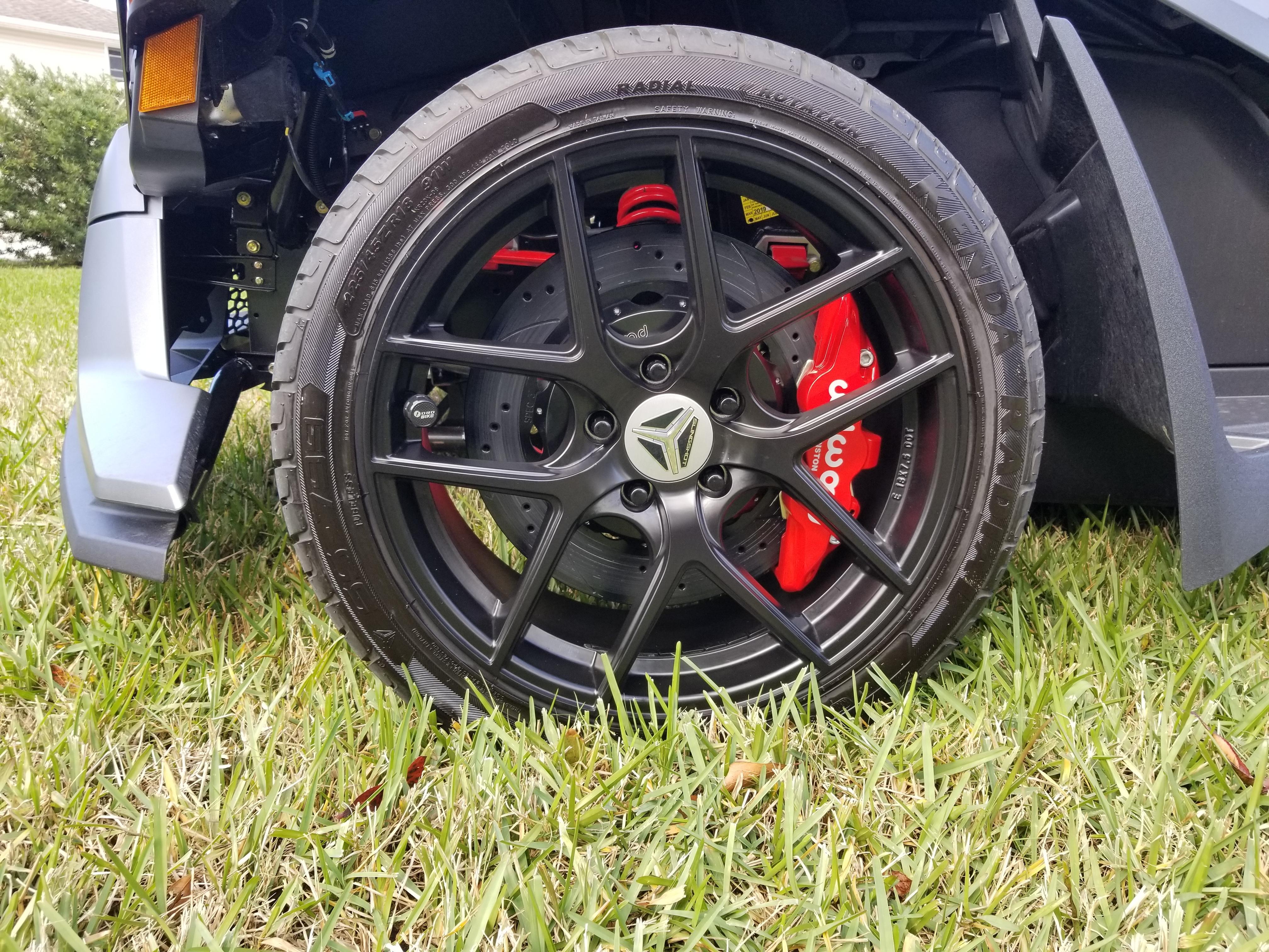 """Wilwood Big-Brake Kit 14"""" 0100"""