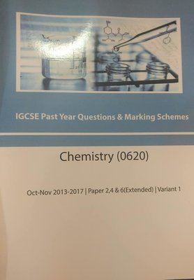 IGCSE May/June & Oct/Nov 2018 Variant 3 Past Papers with Marking Schemes