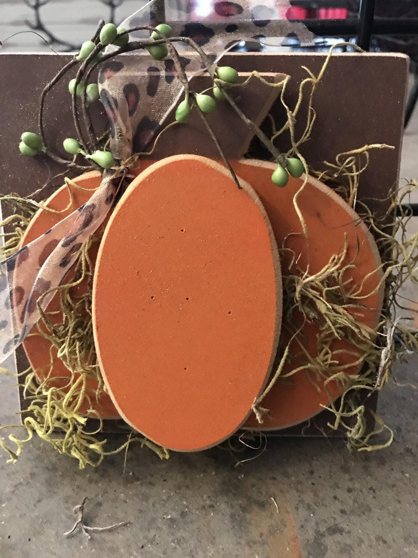 Pumpkin change out
