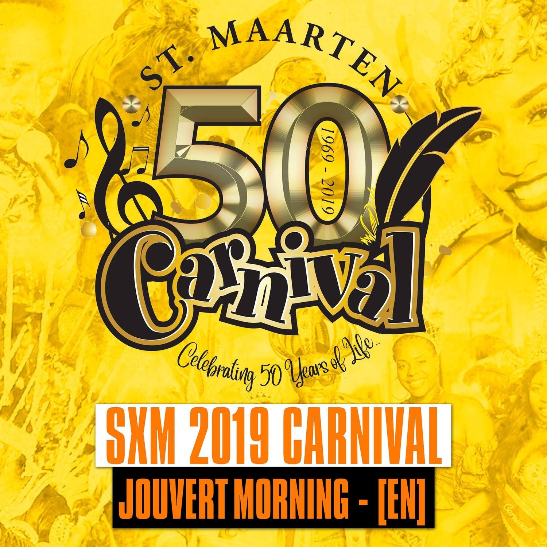 SXM - Carnival 2019 / Week-end Jouvert Morning
