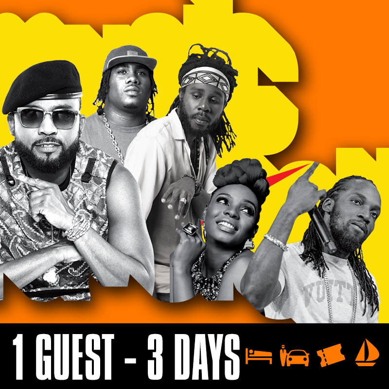 World Creole Music Festival | 1 Pers | 26th to 29th October