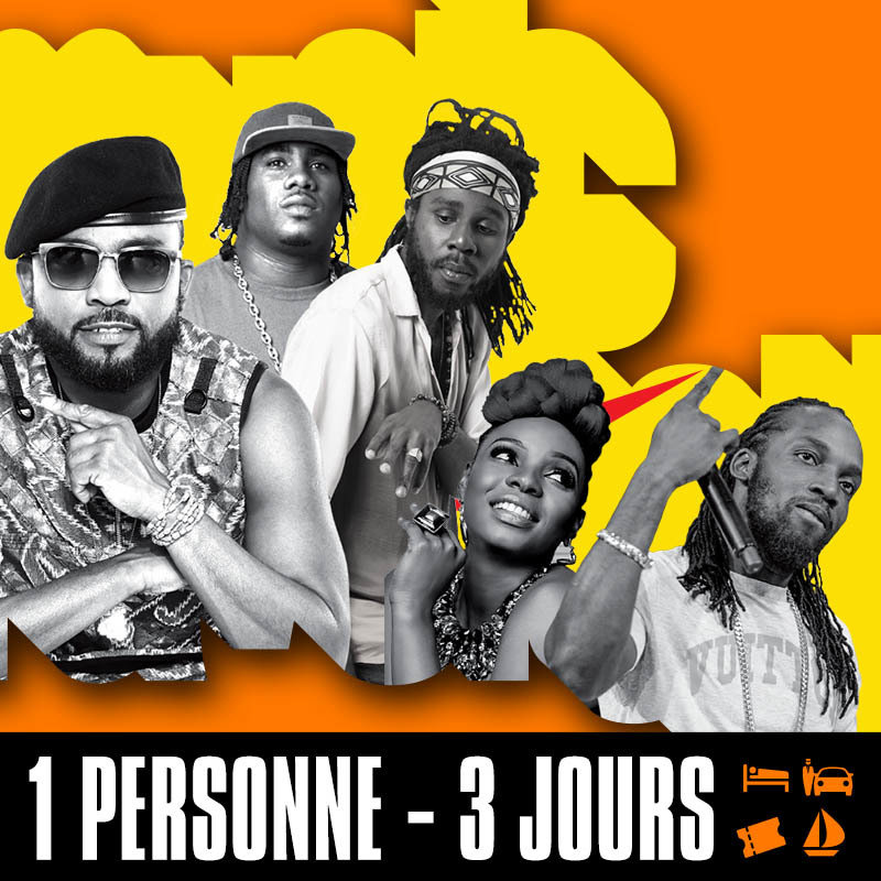 World Creole Music Festival | 1 Pers | 26 au 29 octobre