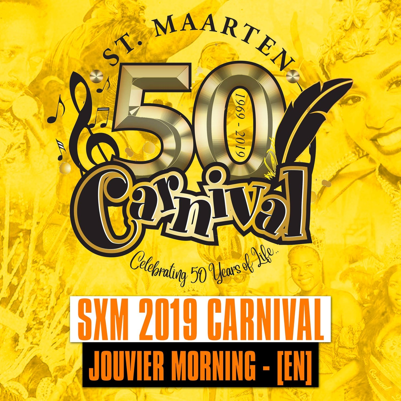 SXM - Carnival 2019 / The Hitmaker Parade [EN]