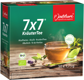 7x7® KräuterTee 100 Beutel