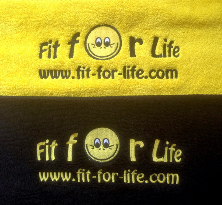 Fit for Life Handtuch