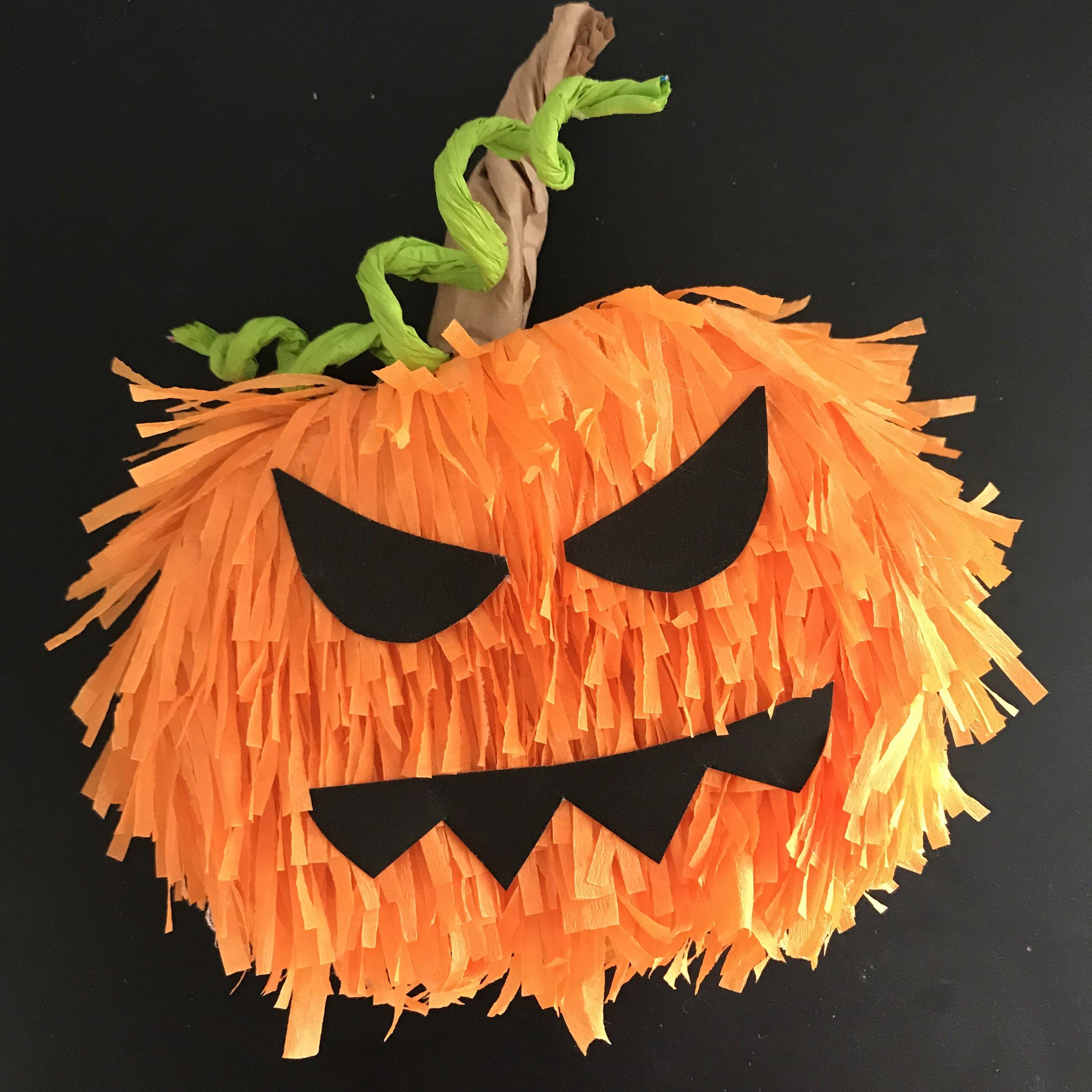 Atelier Parent/enfant Mini Piñata - Jeudi 25 octobre - de 10h à 12h.
