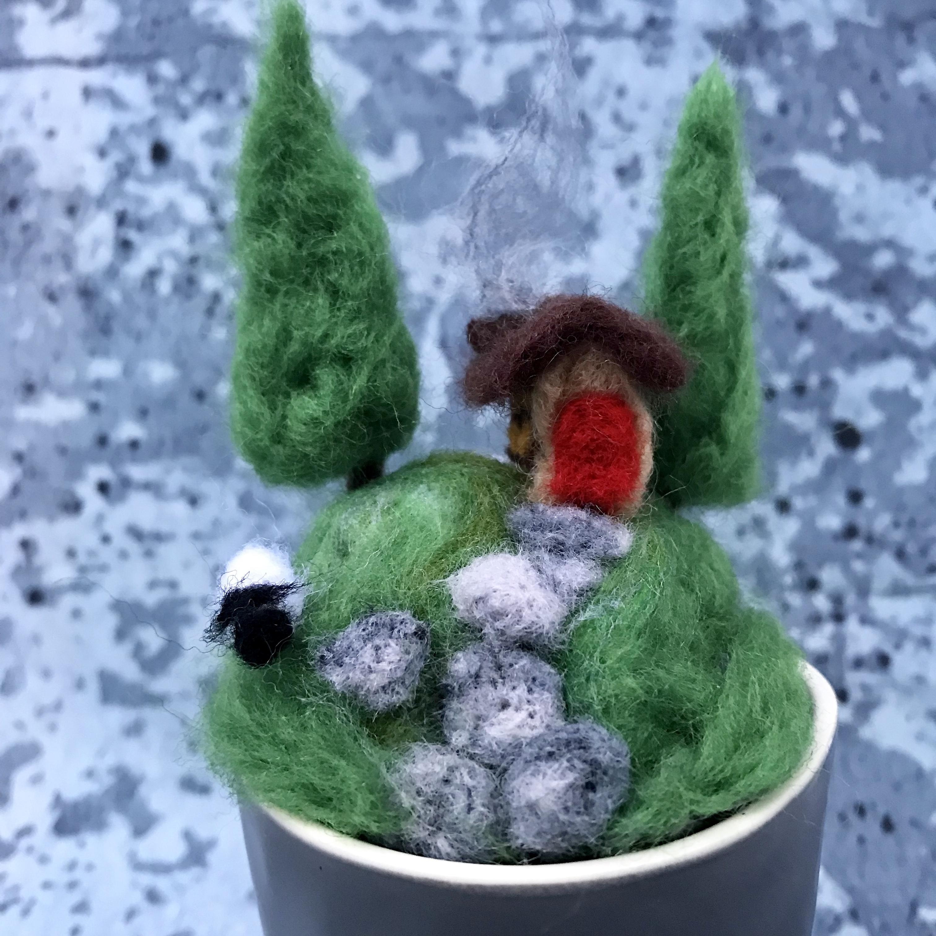 Initiation à la laine cardée - 2 mars de 14h à 16h