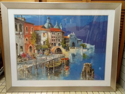 Large Decor Print of Venice #400-21