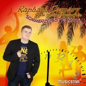 Raphael Caspary - Sommerzeit ist Partyzeit