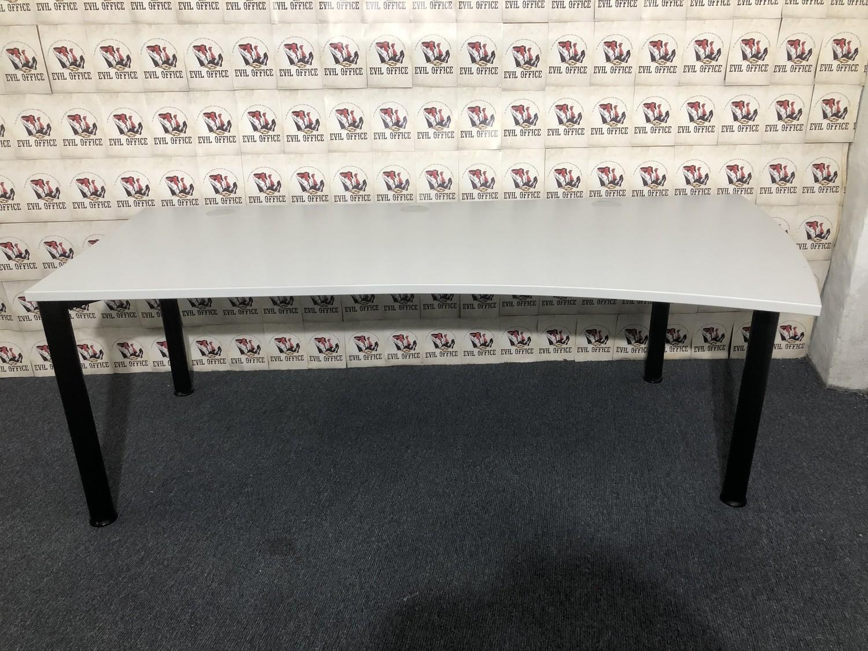 Schreibtisch von Reiss 200x80-100cm Büro Rechts